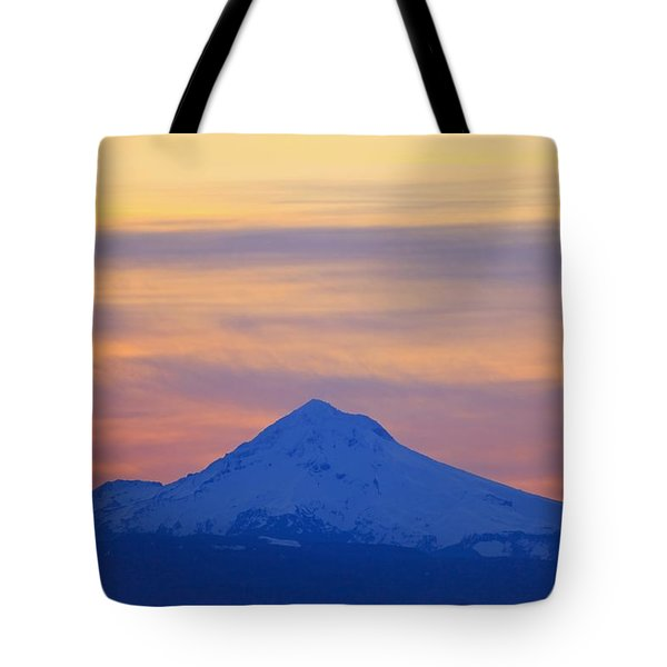 Oregon, United States Of America Tote Bag by Craig Tuttle