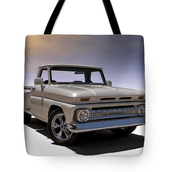 '66 Chevy Pickup Tote Bag