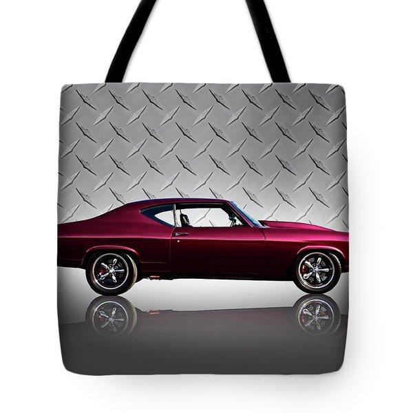 '69 Chevelle Tote Bag