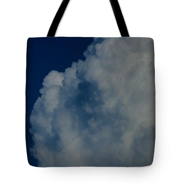 Cumulonimbus Clouds Tote Bag by One Rude Dawg Orcutt