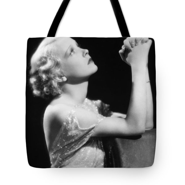 Damsel In Distress Tote Bag by Granger