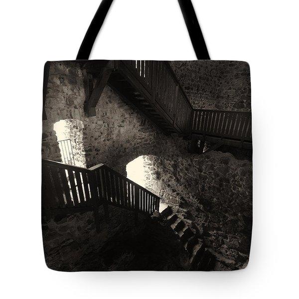 Raasepori Castle Tote Bag