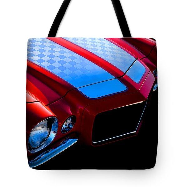 '71 Camaro Tote Bag by Douglas Pittman