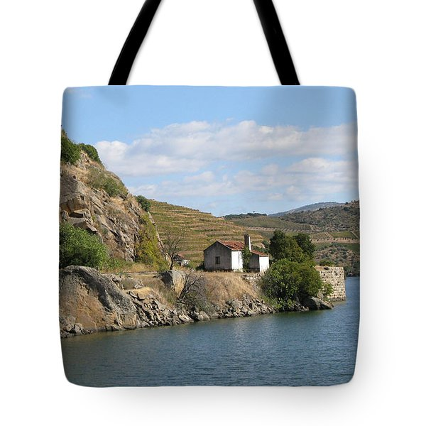 Douro River Valley Tote Bag