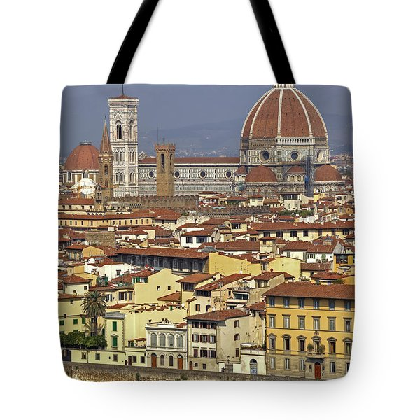 Florence Tote Bag by Joana Kruse