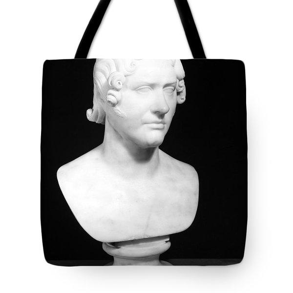 George Gordon Byron (1788-1824) Tote Bag by Granger