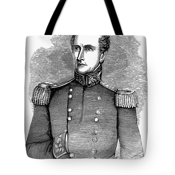 John Ellis Wool (1784-1869) Tote Bag by Granger