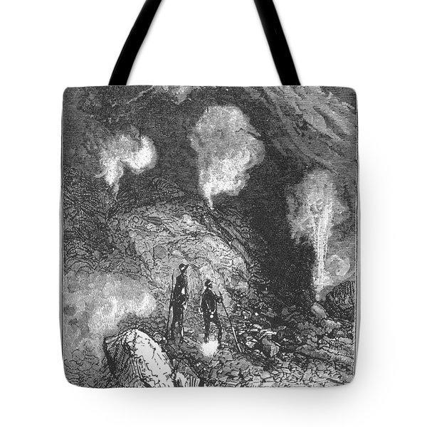 Verne: Journey Tote Bag by Granger