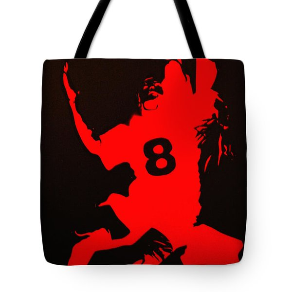 8man Tote Bag by Michael Ringwalt