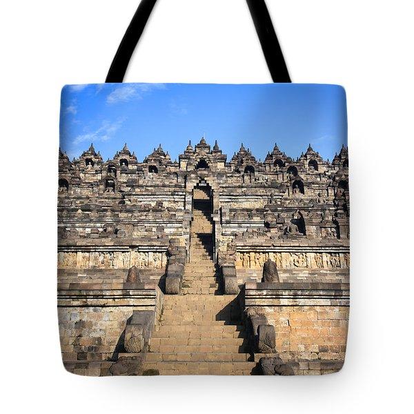 Borobudur Tote Bag by MotHaiBaPhoto Prints