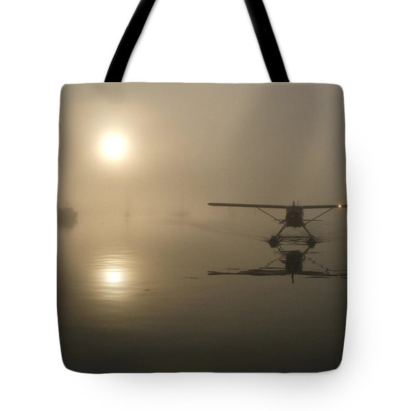 A Bad Day For Flying  Tote Bag