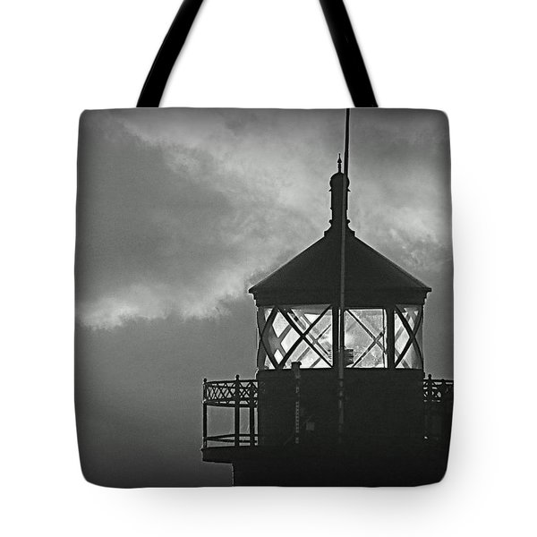 A Beacon In The Night Tote Bag by Kay Novy