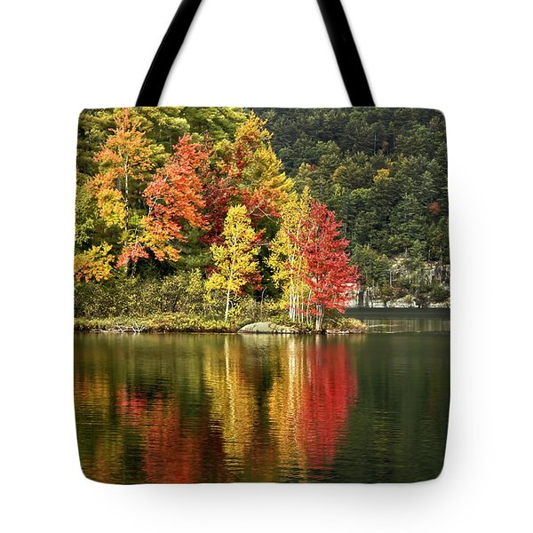 A Breath Of Autumn Tote Bag