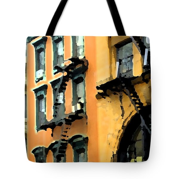 A Building 2 Tote Bag