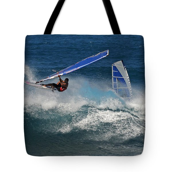 A Busy Place Tote Bag by Vivian Christopher