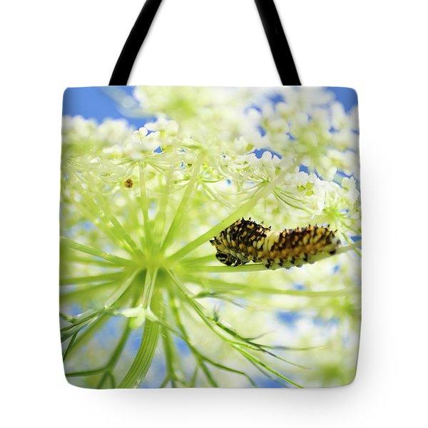 A Caterpillars Palace Tote Bag
