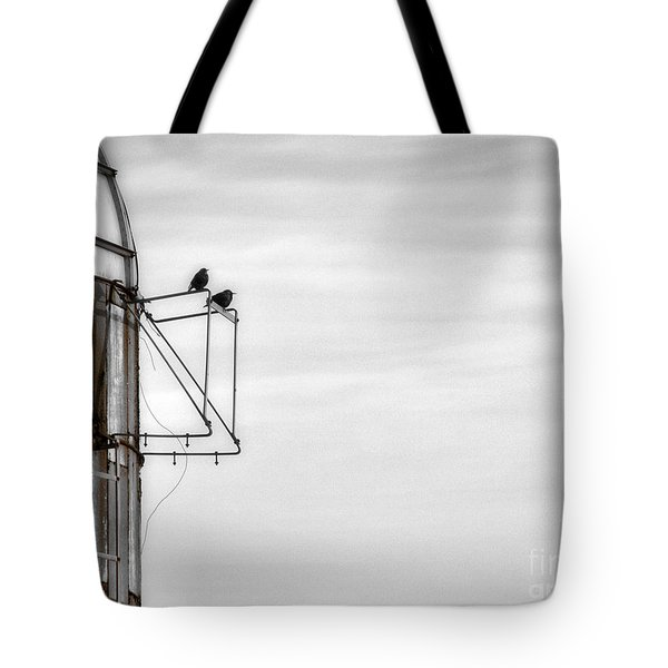 A Change Is Coming Tote Bag by Angie Rea