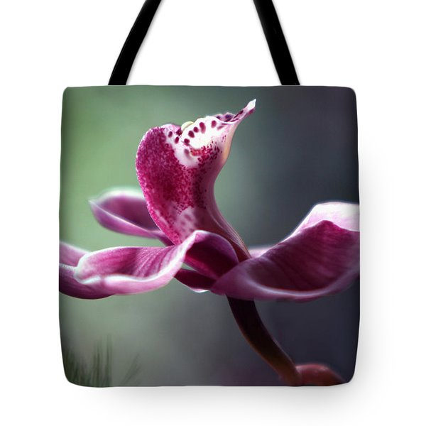 Tote Bag featuring the photograph A Cup Of Ambrosia by Marion Cullen