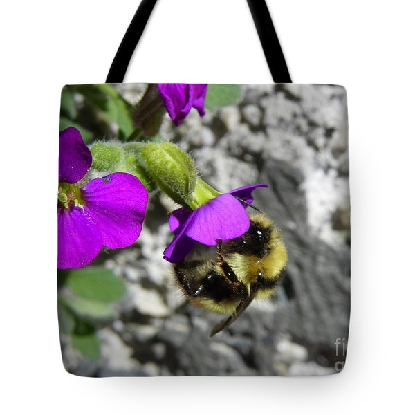 A Day's Work Tote Bag