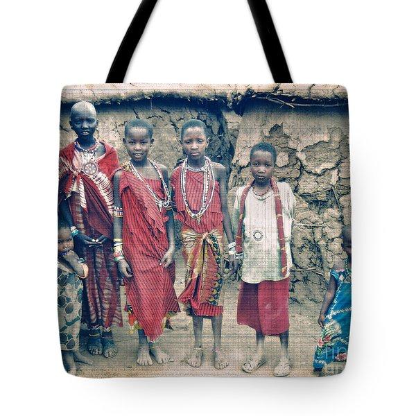 A Gift Tote Bag by Gwyn Newcombe