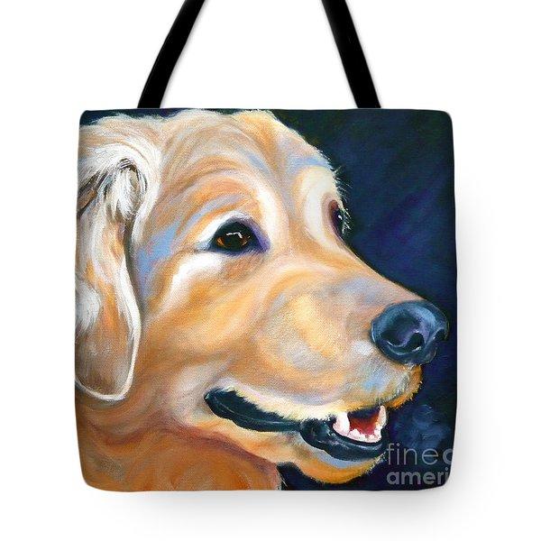 A Golden Adventure Tote Bag