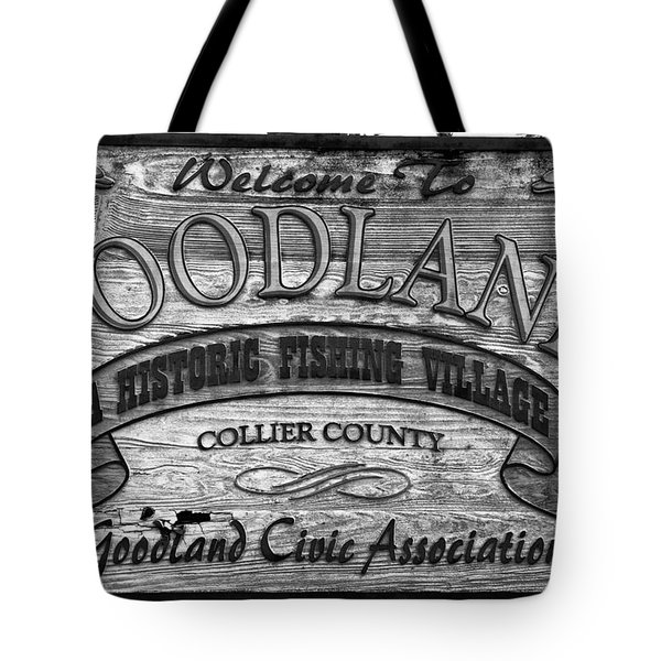 A Goodland Tote Bag by David Lee Thompson