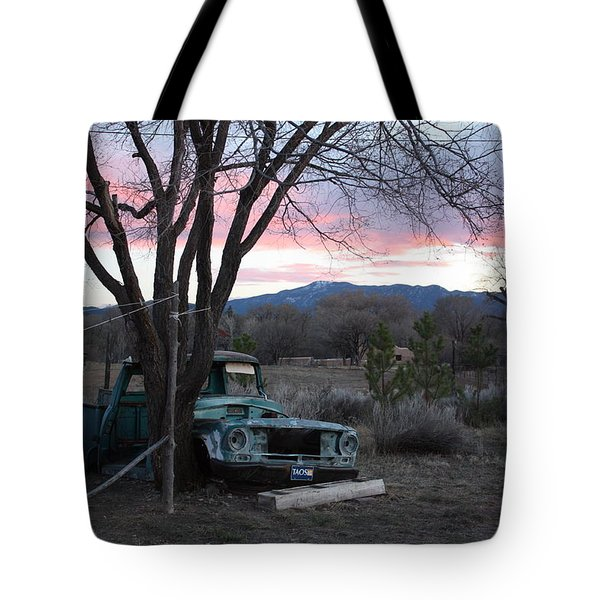 A Life's Story Tote Bag