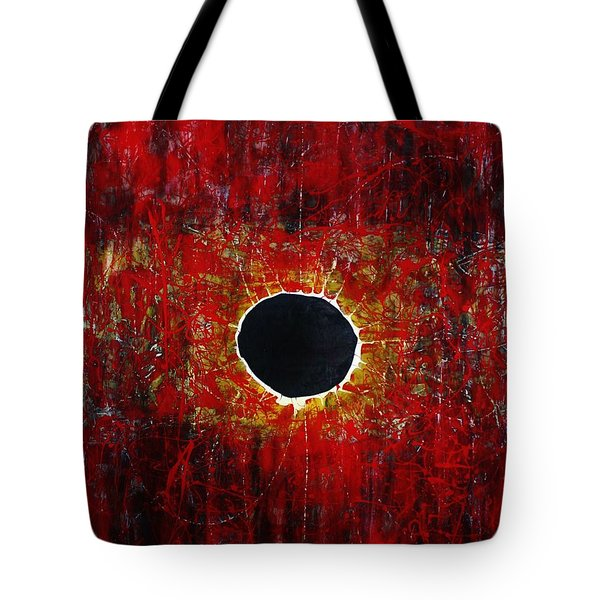 A Long Time Coming Tote Bag by Michael Cross