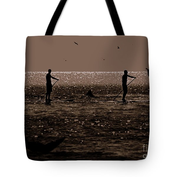 A Lot Goin' On Tote Bag