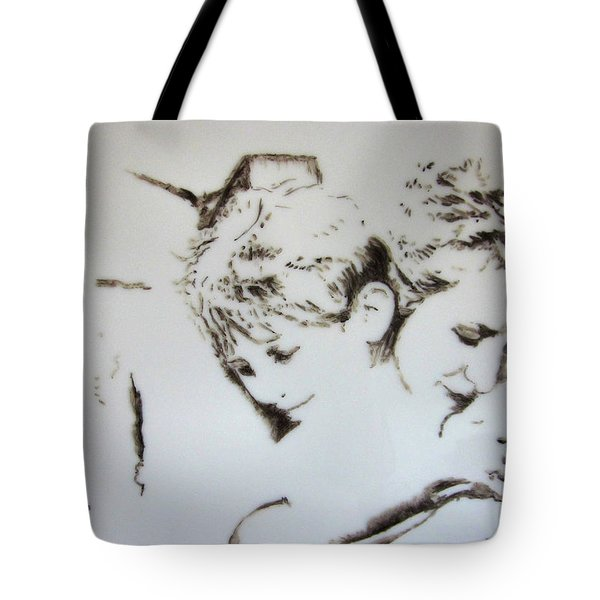 A Loving Hug Tote Bag