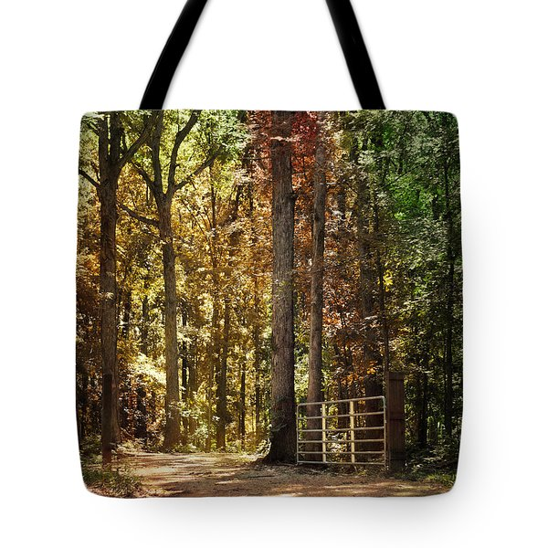 A New Season Tote Bag by Jai Johnson