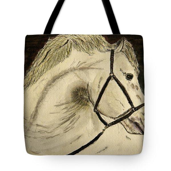 A Noble Horse. Tote Bag