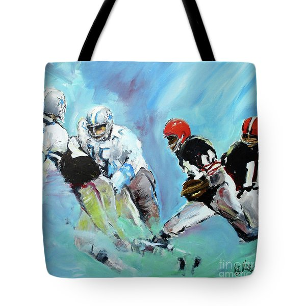 A Painting For Rawbone Tote Bag