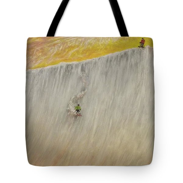 A Pair Beats A Full House Tote Bag by Michael Cuozzo