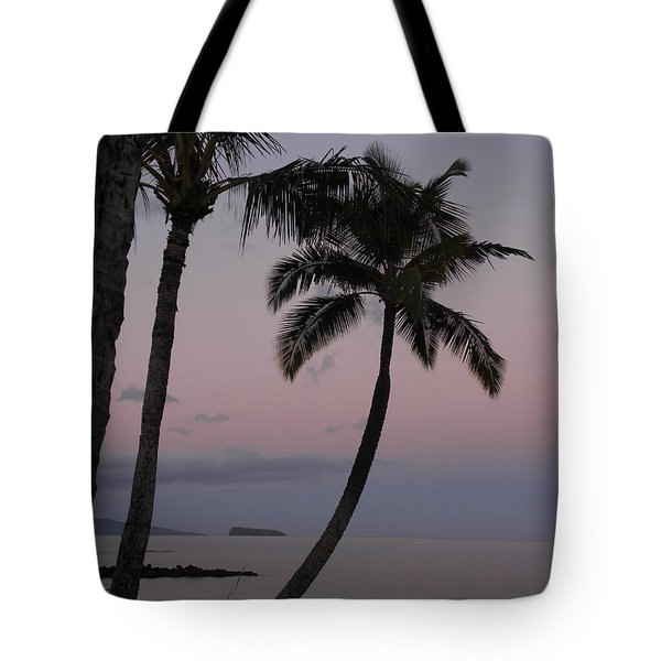 A Peaceful Start Tote Bag