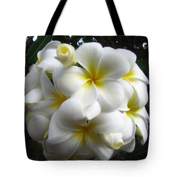 A Perfect Bouquet  Tote Bag by Kerri Ligatich