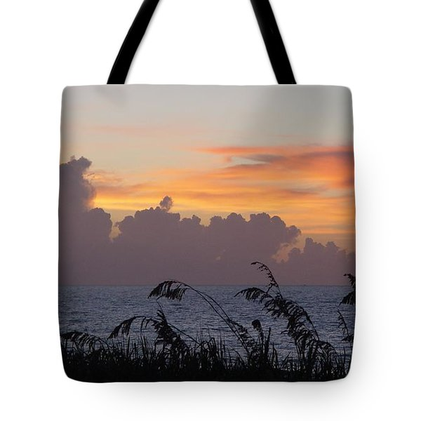A Perfect Morning Tote Bag