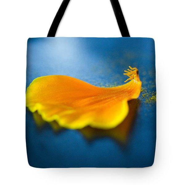 A Petal Falls Tote Bag