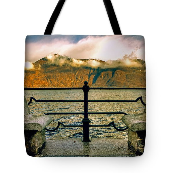 A Place For Two Tote Bag by Joana Kruse