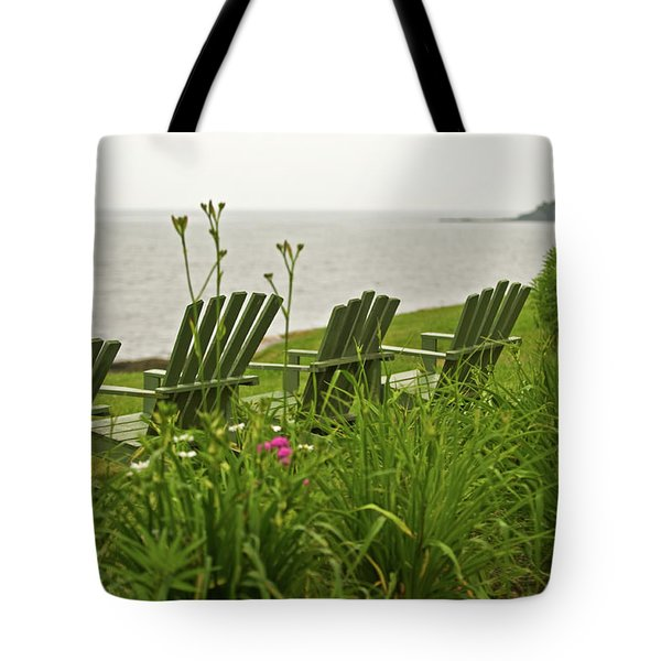 A Place To Relax Tote Bag by Paul Mangold