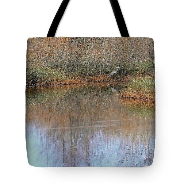 A Quiet Place  Tote Bag by Pamela Patch