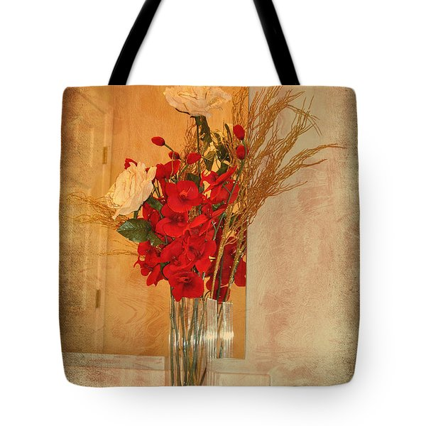 Tote Bag featuring the photograph A Rose By Any Other Name by Kathy Baccari