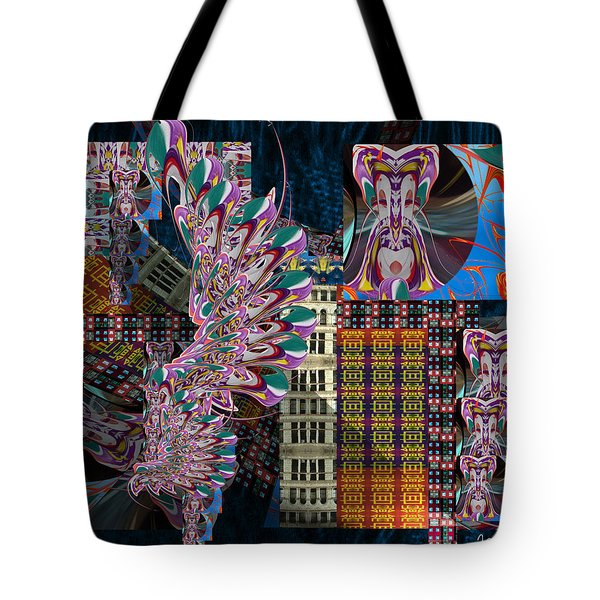 A Song Of India Tote Bag
