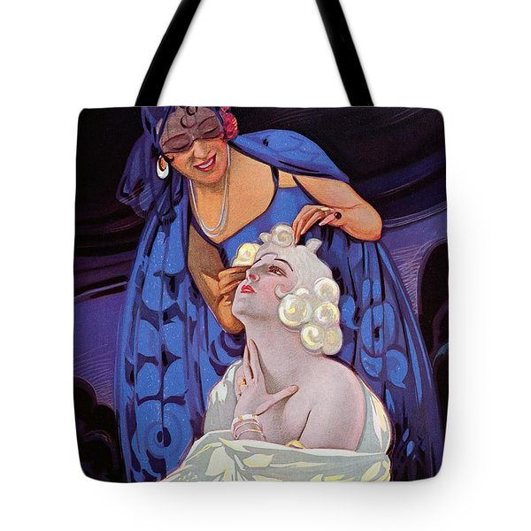 A Spanish Hairdresser Tote Bag