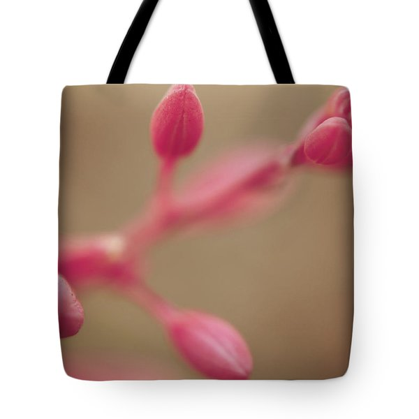 A Tentative Touch Tote Bag by Laurie Search