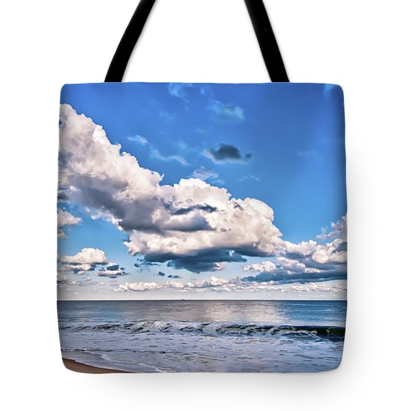 Tote Bag featuring the photograph A Time To Reflect by Jim Moore