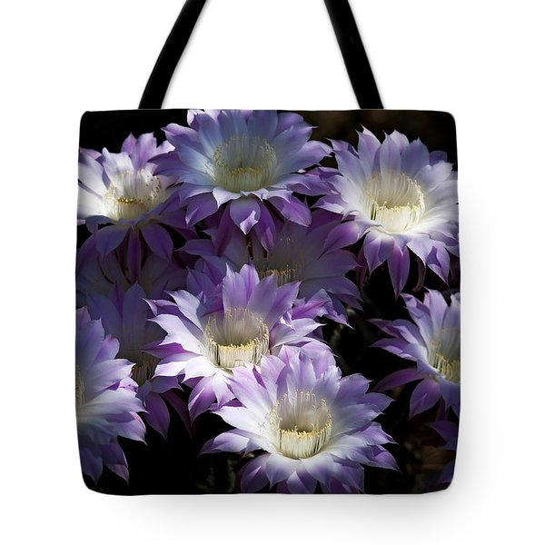 A Touch Of Lavender  Tote Bag by Saija  Lehtonen