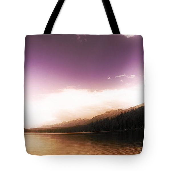 A Twist Of Fate Tote Bag by Janie Johnson
