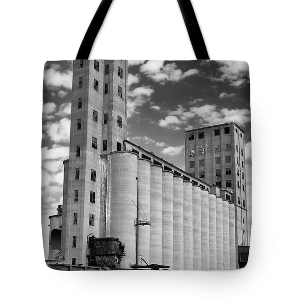 Abandoned 8910 Tote Bag