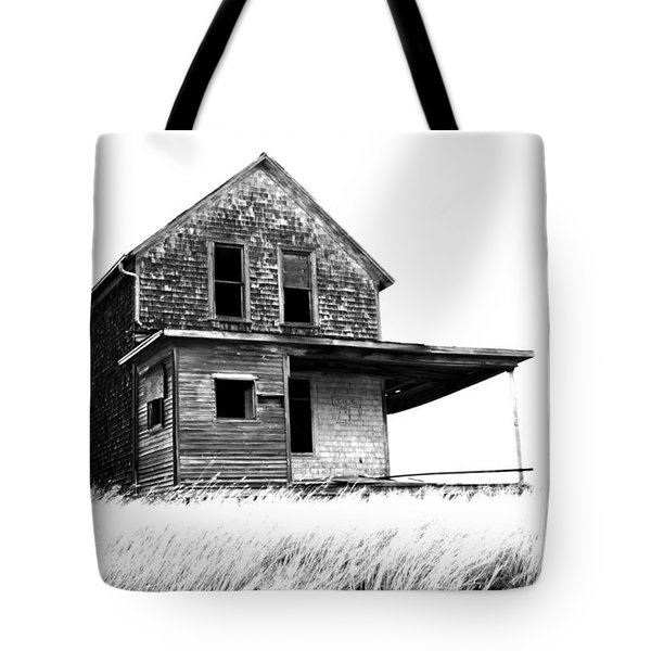 Abandoned And Alone 2 Tote Bag by Bob Christopher